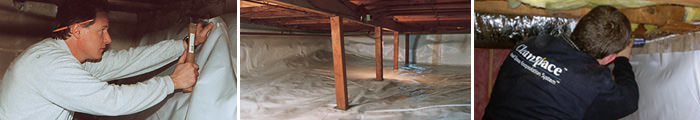 Crawl Space Repair in MT, including Malta, Shelby & Havre.