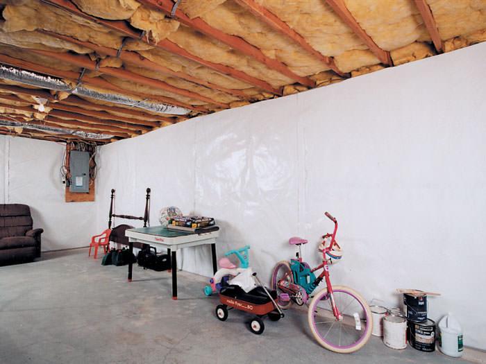 ... CleanSpace® basement wall vapor barrier installed in Chinook ... & Basement Wall Vapor Barrier System in Havre Cut Bank Shelby ...